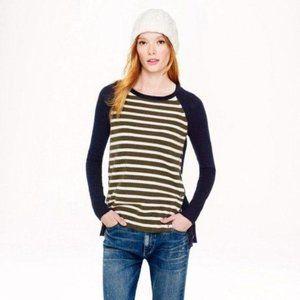 J  Crew Wool Crewneck Pullover Sweater-N373